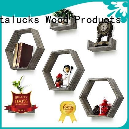 Vitalucks hanging wood shelves advanced equipment competitive price