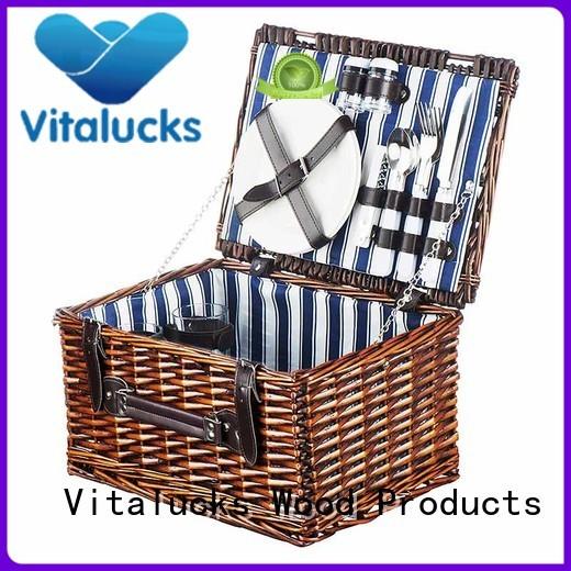 Vitalucks wholesale basket durable