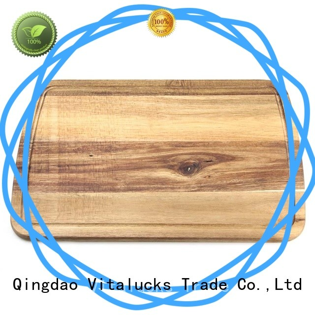Vitalucks bamboo cutting board high-quality best factory price