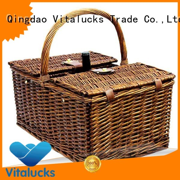 durable square woven baskets oem&odm at discount