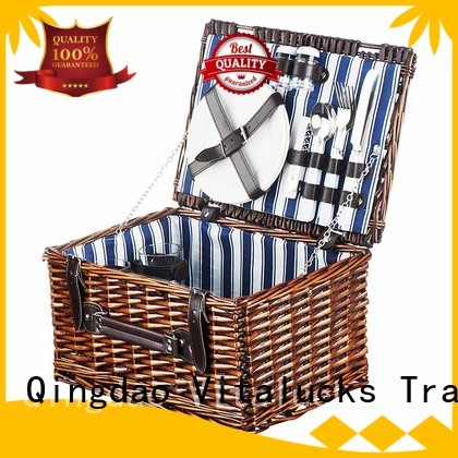 cotton rope storage basket free -sample Vitalucks