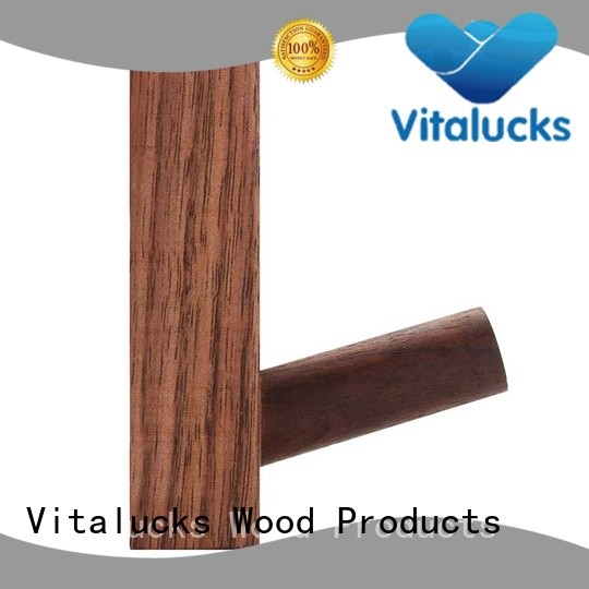 wooden products floating wood shelves advanced equipment competitive price