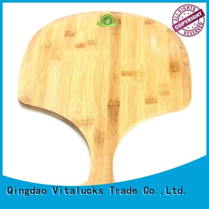 Vitalucks bulk supply wooden bread board for bar