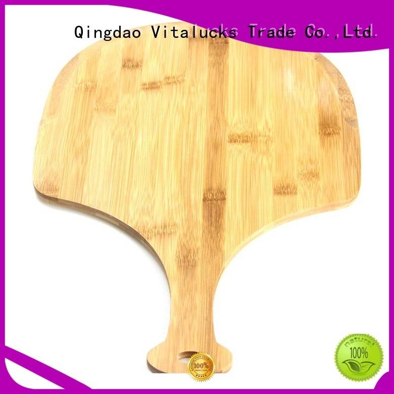 Vitalucks wooden bread board food-grade for bar