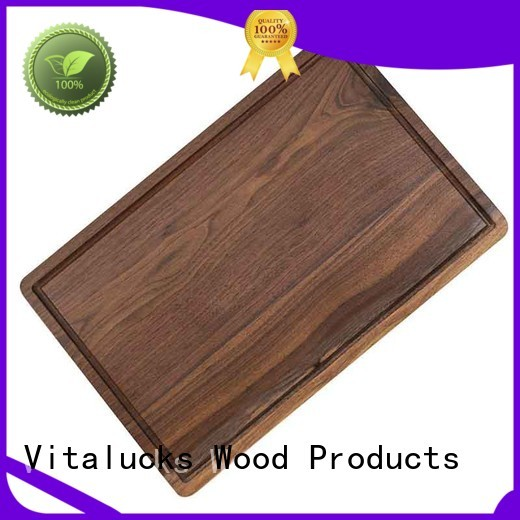 Vitalucks acacia wood cutting board best factory price