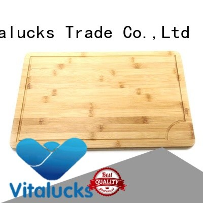 Bamboo Chopping Board with juice groove
