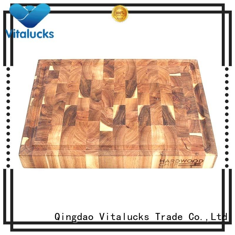 Vitalucks wood cutting boards custom for wholesale