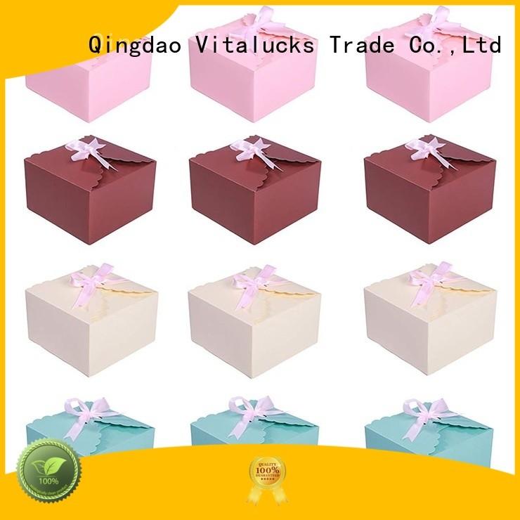 custom printed packaging boxes gift packaging Vitalucks