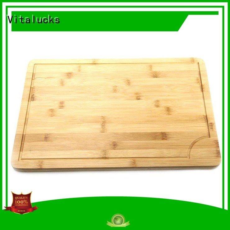 Vitalucks promotional wood cutting boards durable work of art