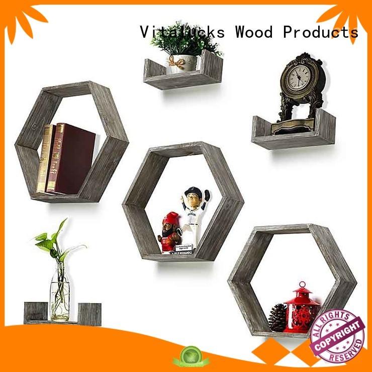 Vitalucks timber floating shelves advanced equipment