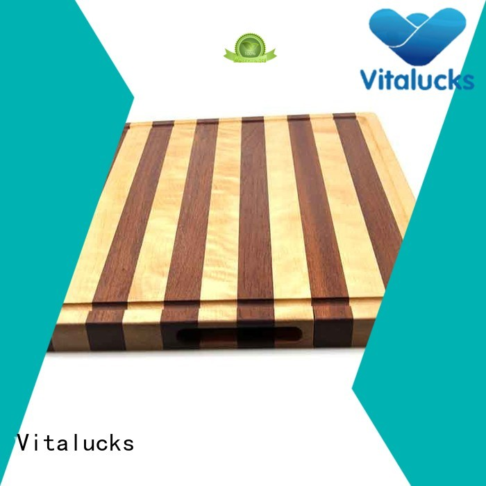 top-selling bamboo cutting board set best factory price Vitalucks
