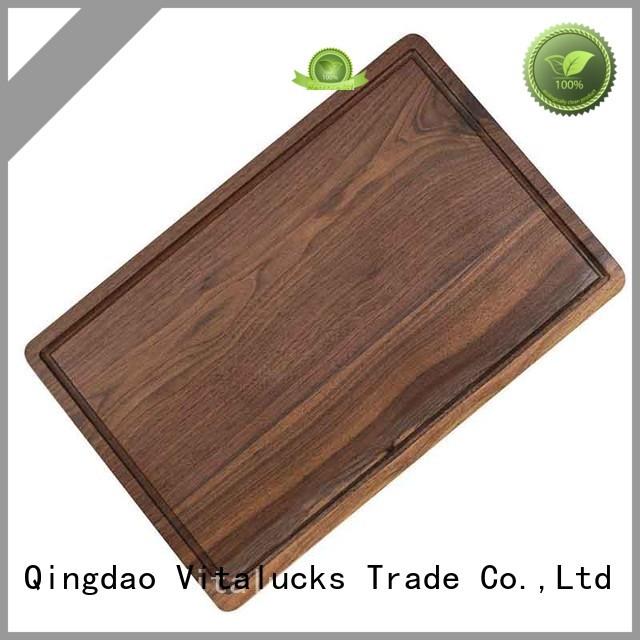 Vitalucks hot-sale solid wood cutting board best factory price