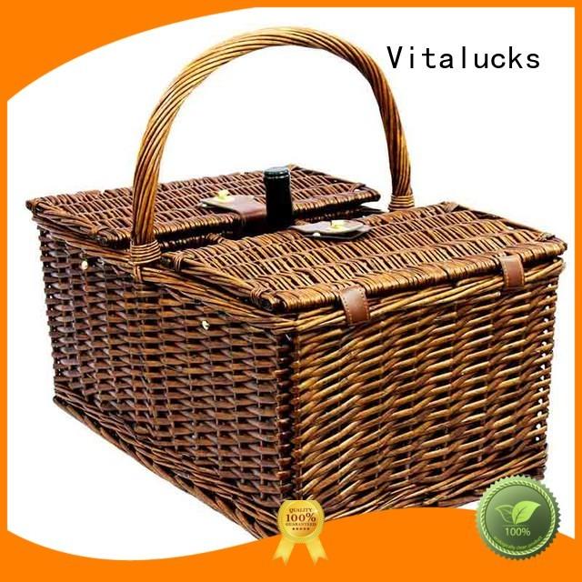 solid wholesale basket latest customization