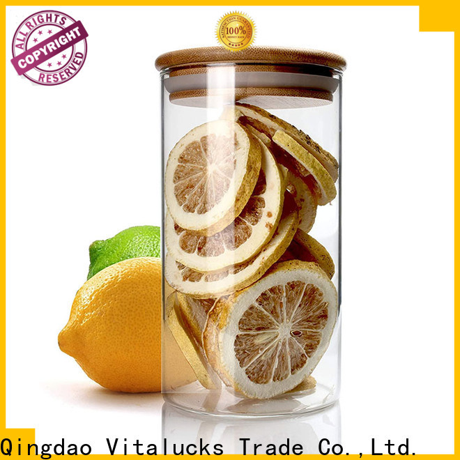 professional weck wood jar lids durable manufacturing