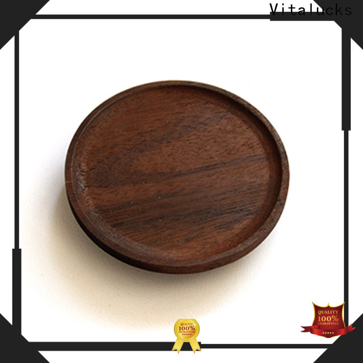 Vitalucks professional wooden lid customized production