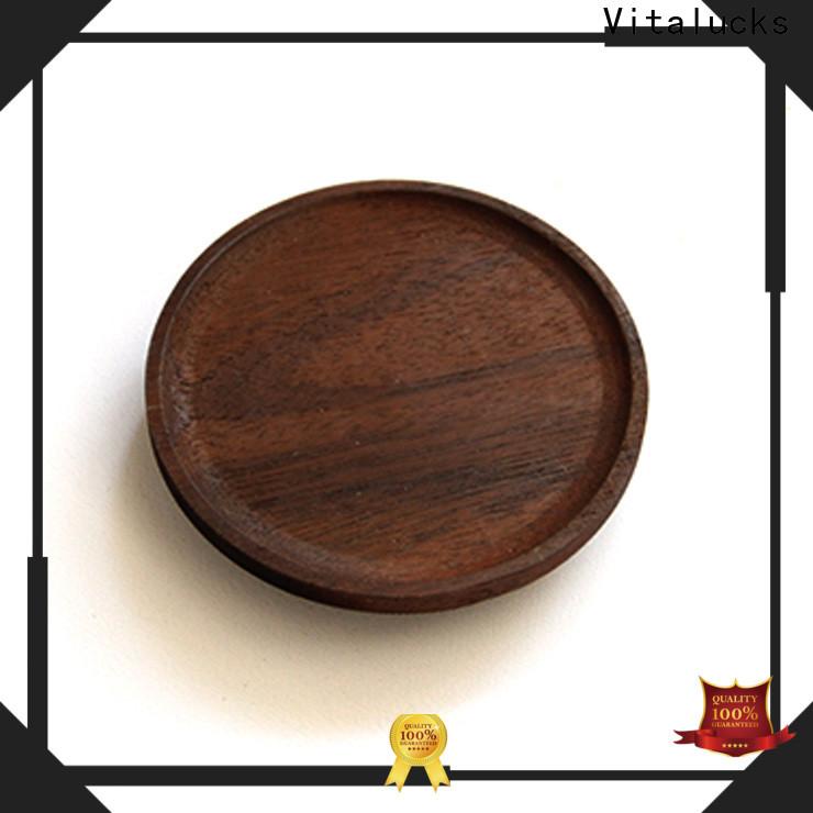 Vitalucks professional wooden lid customized production