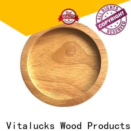 Vitalucks wooden goblet latest for rest room