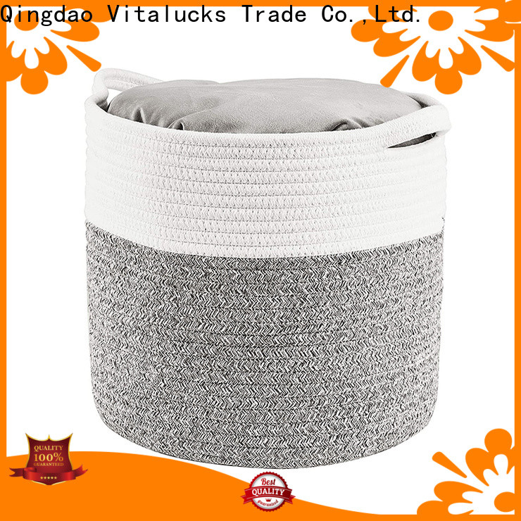 wholesale supply tote baskets storage fast delivery customizaition