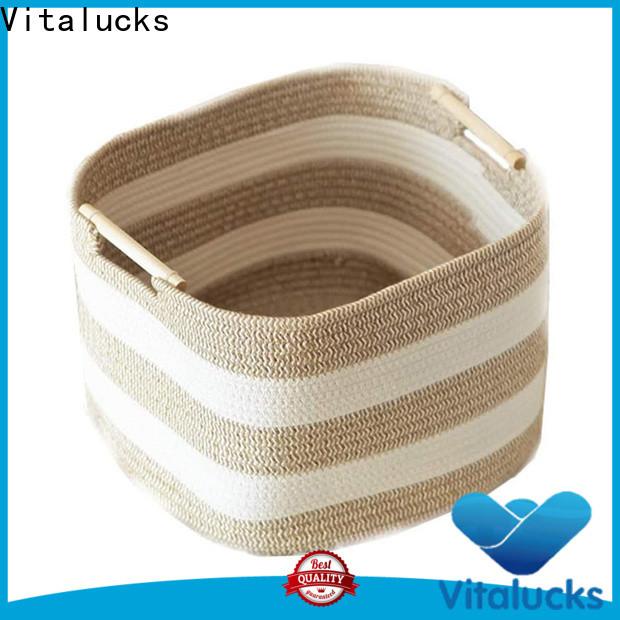 Vitalucks home storage baskets best price