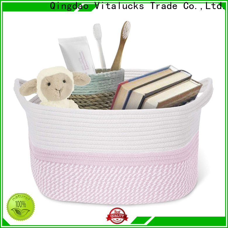 professional storage baskets with labels fast delivery manufacturing