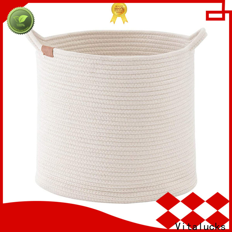 wholesale supply basket storage boxes with lids high qualtiy best price