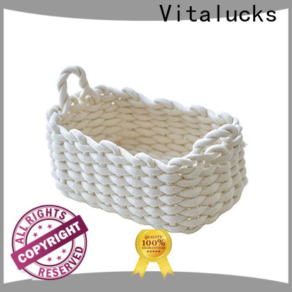 professional tote baskets storage practical customizaition