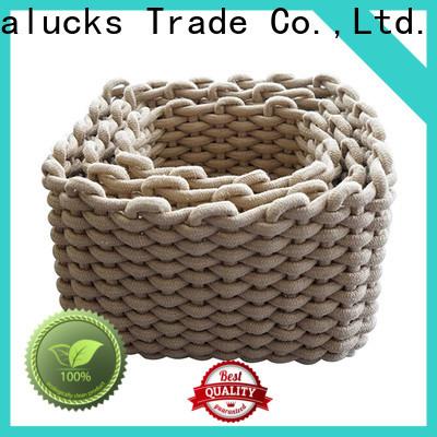 wholesale supply shop storage baskets high qualtiy manufacturing