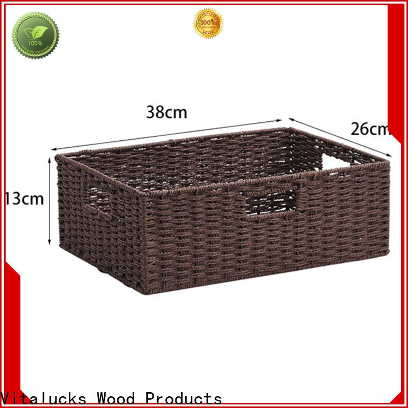 Vitalucks lined storage baskets for shelves pratical top brand