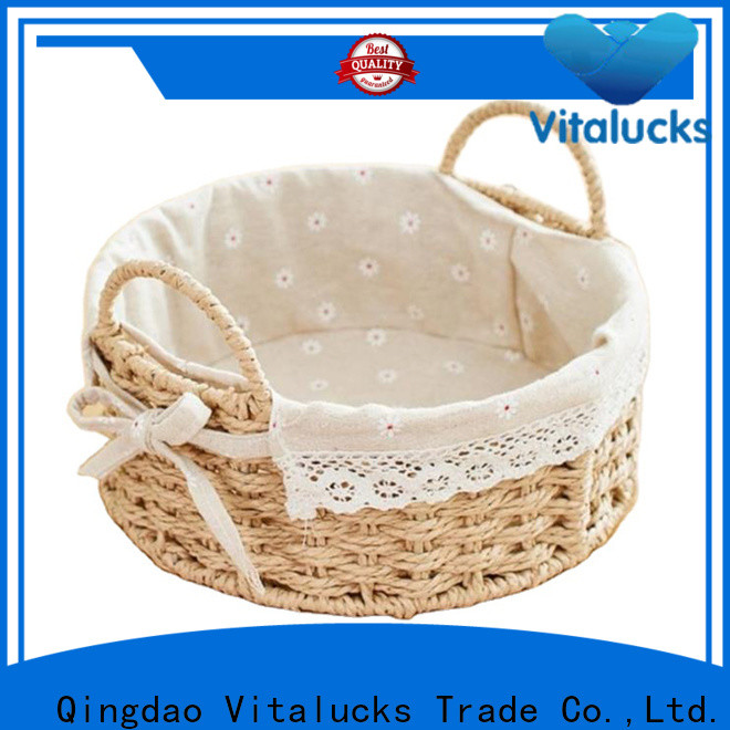 well-chosen material nursery storage baskets favorable price production
