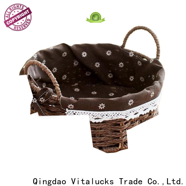 Vitalucks soft storage baskets quality assured production