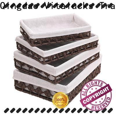 Vitalucks baby storage baskets favorable price manufacturing