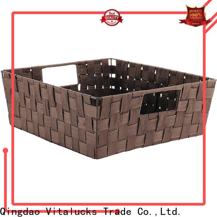 Vitalucks anti-stain basket weaving supplies wholesale custom wholesale supply
