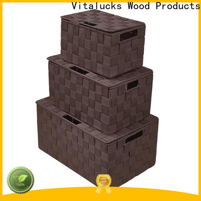 Vitalucks wholesale gift basket supplies environmental friendly bulk supply