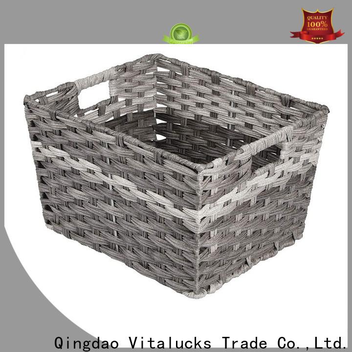 Vitalucks wholesale baskets manufacturing