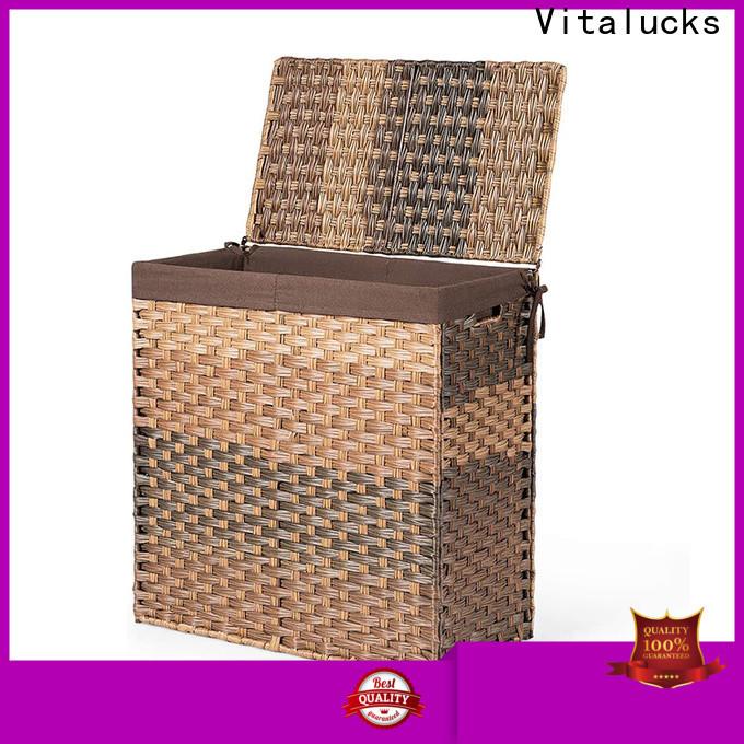 Vitalucks high quality material wholesale baskets wholesale customization