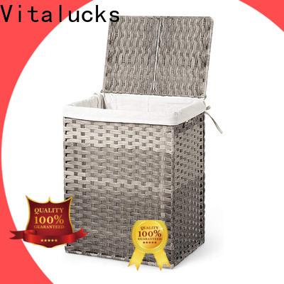 durable decorative plastic storage boxes with lids wholesale oem&odm