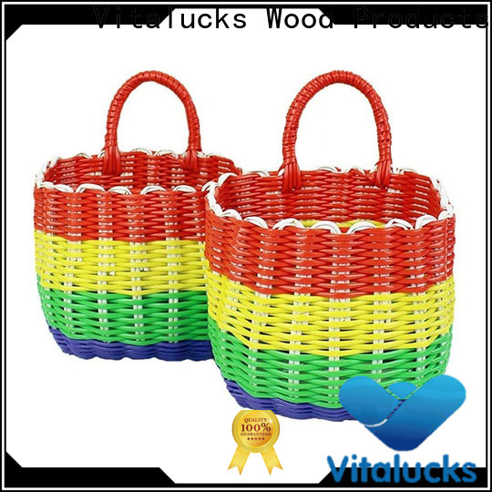 Vitalucks durable wholesale baskets customization