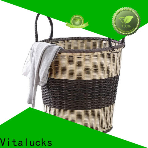 Vitalucks decorative plastic storage boxes with lids wholesale customization