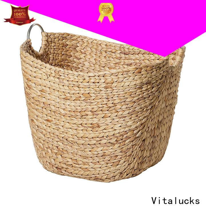 Vitalucks grass basket modern for bedroom