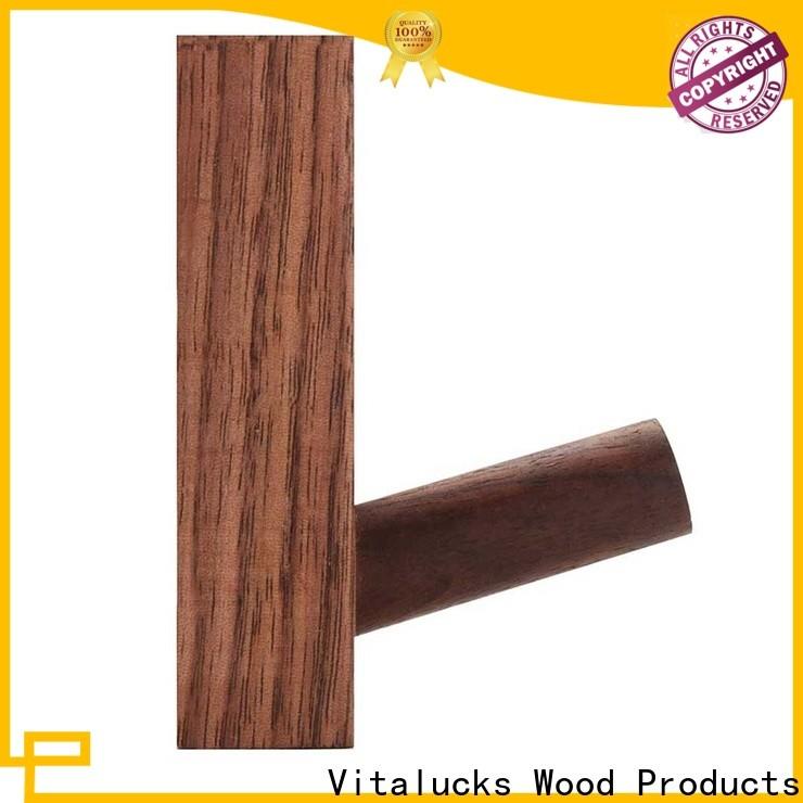 Vitalucks hanging wood shelves advanced equipment