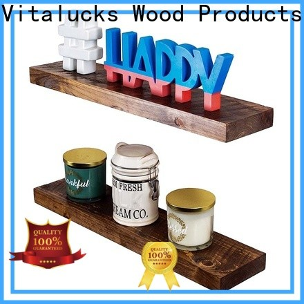 Vitalucks hot-sale modern floating shelves great technical ability competitive price