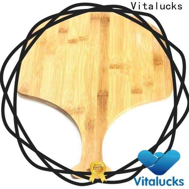 Vitalucks wooden bread board food-grade for resturant