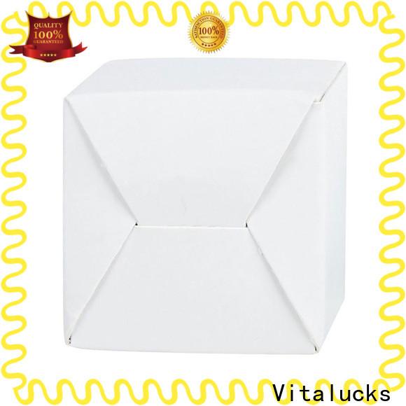 Vitalucks bulk supply cardboard packing boxes manufacturing