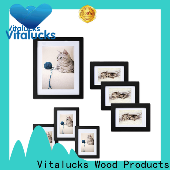chic custom size frames sample fast delivery