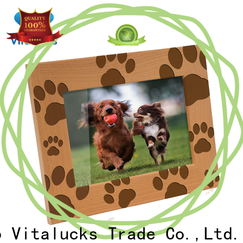 Vitalucks fashion gallery picture frames sample best factory