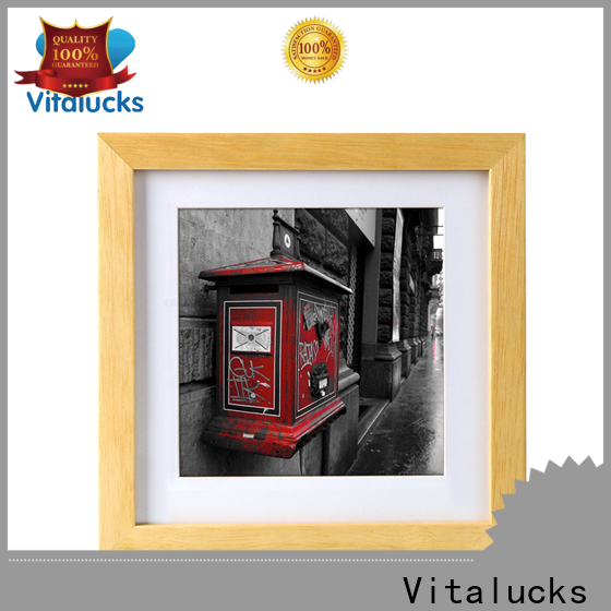 Vitalucks panoramic picture frames bulk supply manufacturing