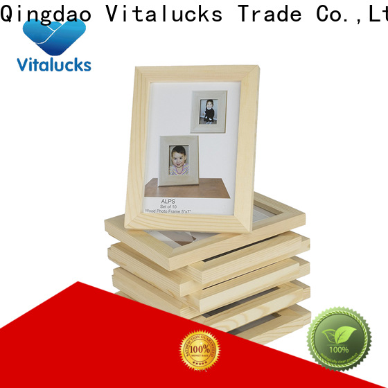 Vitalucks chic gallery photo frames wholesale supply fast delivery