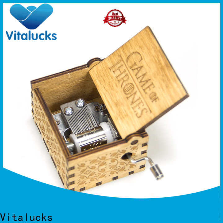 Vitalucks music boxes for children professional competitive price