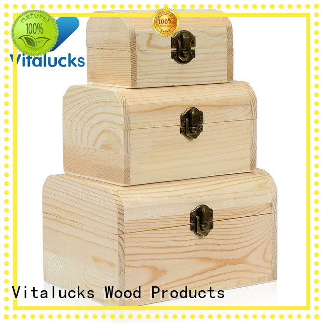 custom made small wooden boxes fast delivery Vitalucks