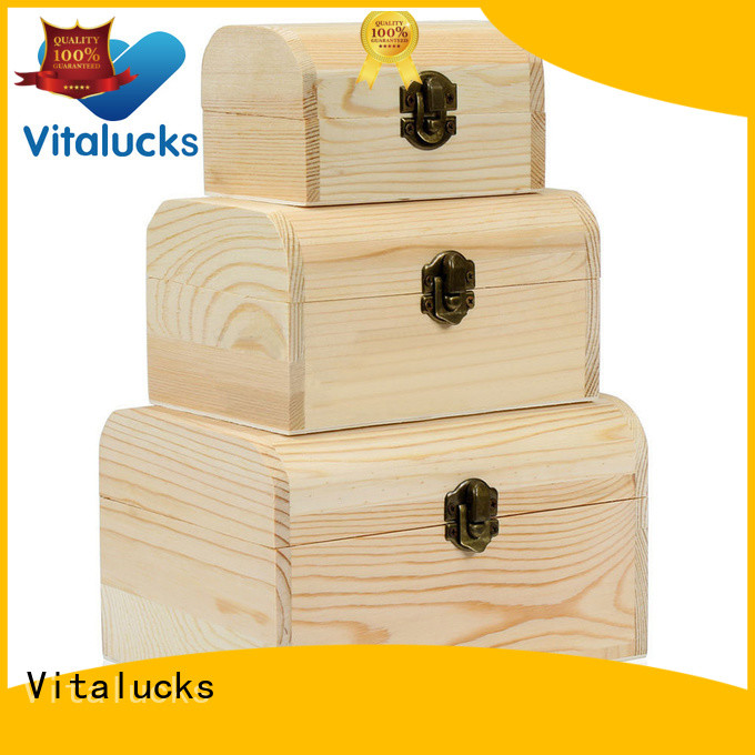custom made wooden boxes fast delivery Vitalucks